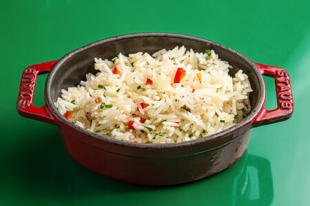 Ароматный рис с чили