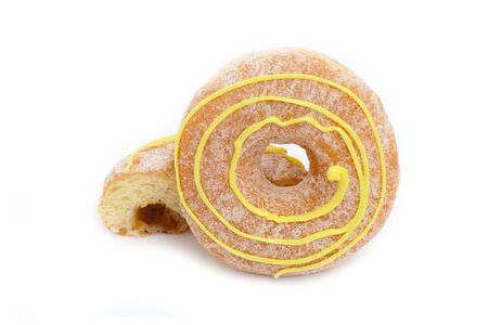 Пончик Яблочный пай