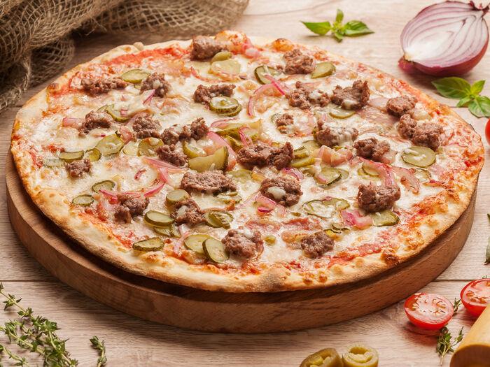 Пицца Монтальта