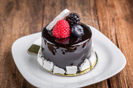 Пирожное Черный принц