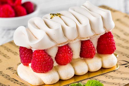 Пирожное Мадемуазель Павлова
