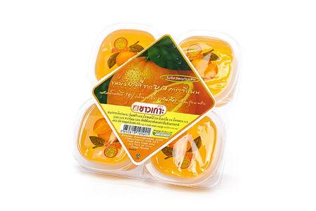 Конжаковое желе с апельсином Chaokoh