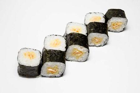 Ролл Классика с лососем