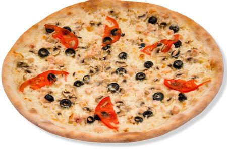 Пицца Сельская цыпа