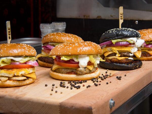 Burger Box ЕдаКакЕсть