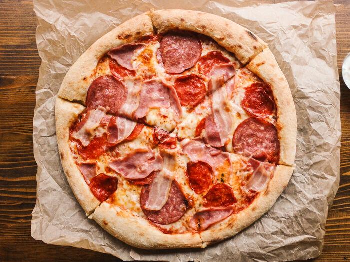 Пицца Мясо