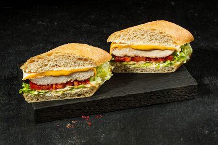 Куриный сэндвич Кейджин