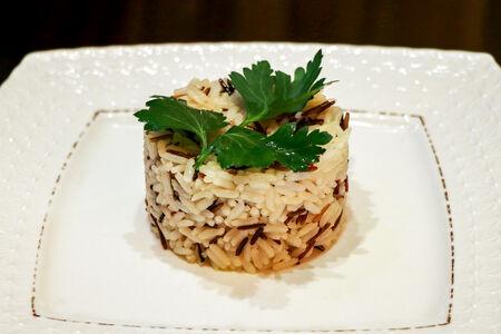 Рис акватика