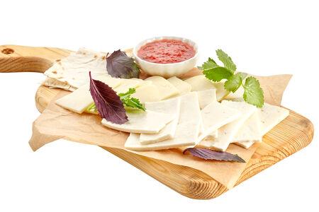 Ассорти из кавказских сыров