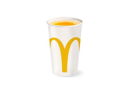 Апельсиновый сок 0,5 л.