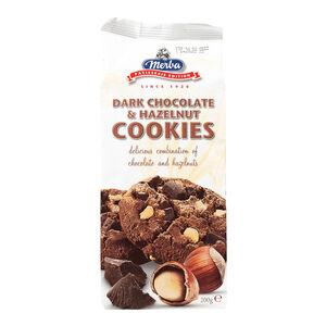 Merba фундук-горький шоколад