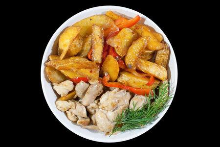 Курица по-Балкански