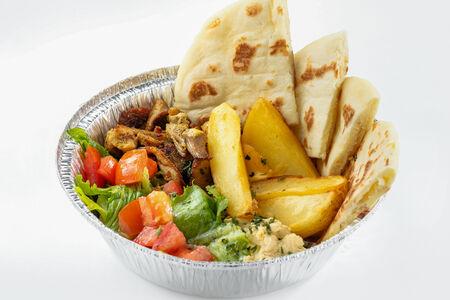 Гирос Plate