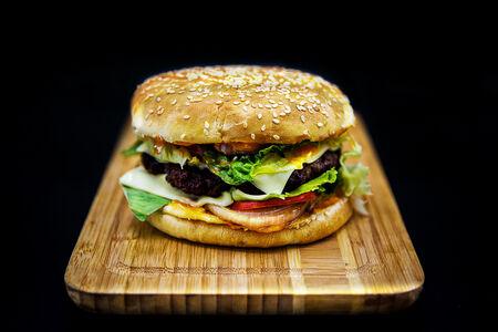 Биг-бургер