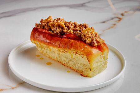Сэндвич с рубленной говядиной