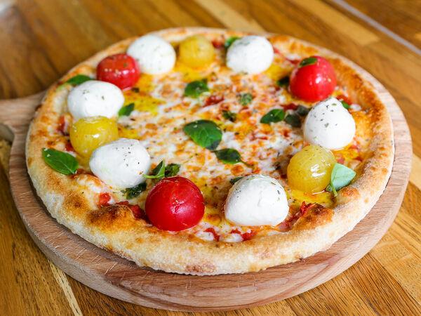 Pizza volante