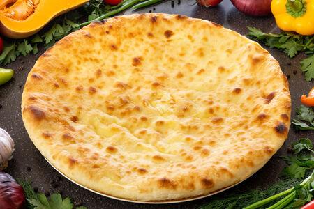 Осетинский пирог с картошкой и осетинским сыром