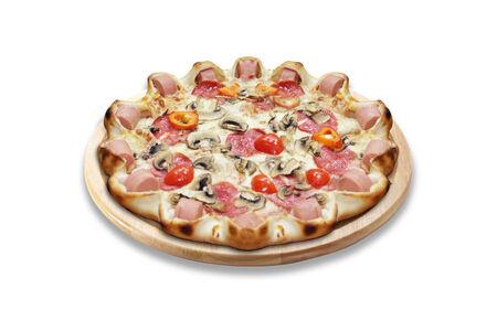 Пицца Полента