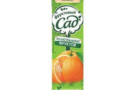 Сок Фруктовый сад апельсин