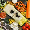 Фото к позиции меню Шаурма Вегетарианская