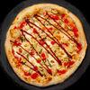 Фото к позиции меню Пицца Чикен Барбекью