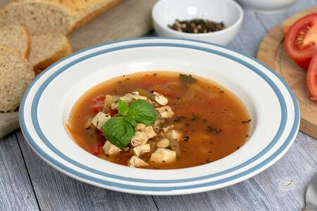 Суп Овощной с индейкой