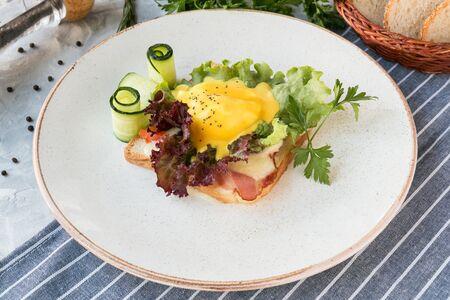 Закуска Крок-месье