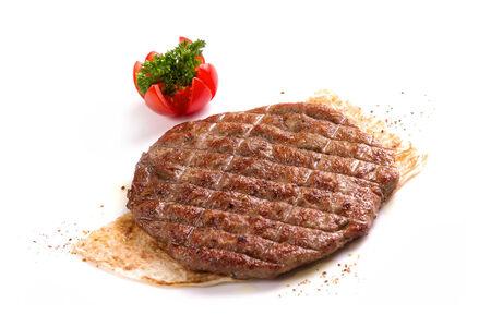 Стейк из говяжьей вырезки