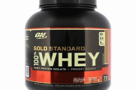 Протеиновый коктейль Optimum Nutrition Gold Standart