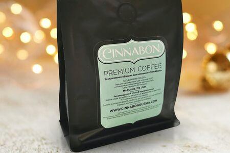 Кофе Cinnabon в упаковке
