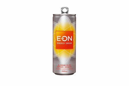 Энергетический напиток E-on Абрикос-Миндаль