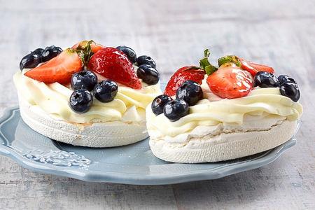 Пирожное Десерт Павлова