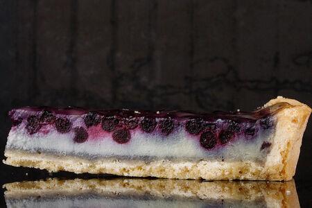 Торт Кляфути черника