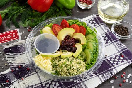 Микс-салат Болс с овощами