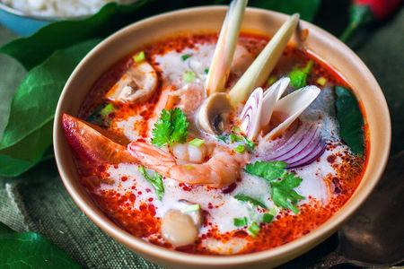 Суп Том Ям Кунг M