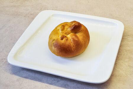 Мини-пирожок с яблоком