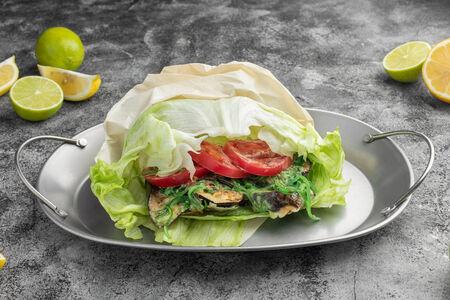 Бургер Зеленая Салли