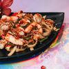 Фото к позиции меню Вок Лапша пшеничная с морепродуктами
