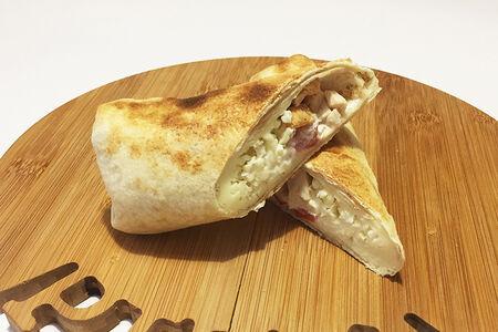 Тортилья вегетарианская