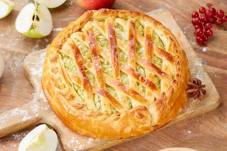 Пирог Яблоко