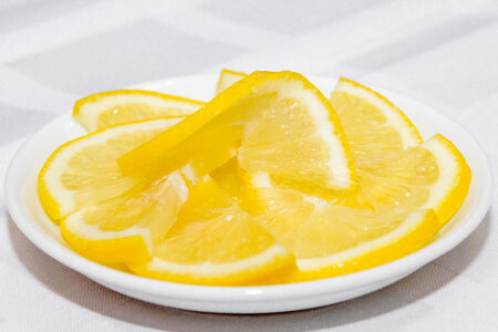 Лимонная нарезка