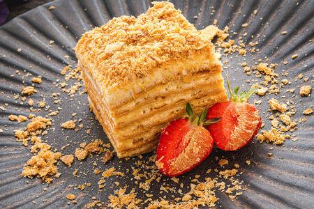 Десерт Наполеон