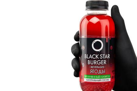Витаминный напиток Black Star Burger