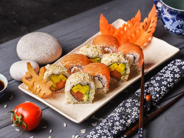 Макси суши