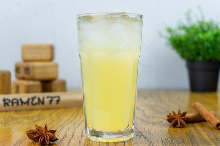 Лимонад манго-ананас