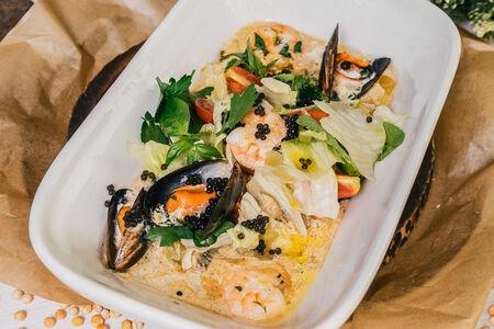 Теплый салат Мальта-мальта