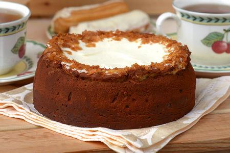 Торт Чизкейк сливочный