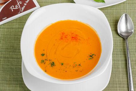 Крем-суп Чечевичный