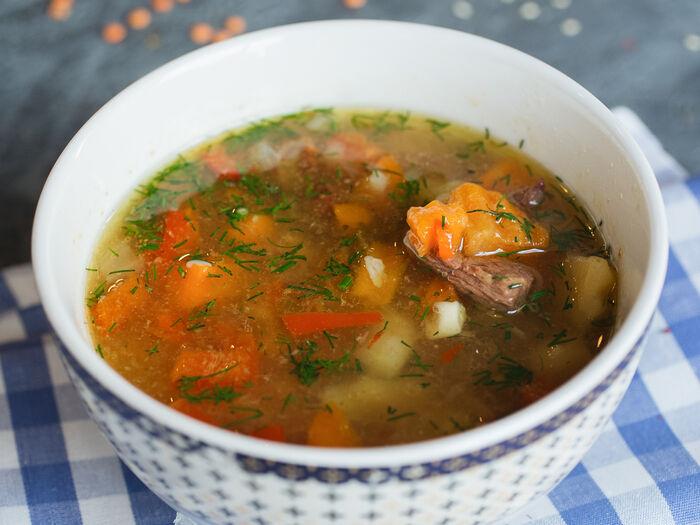Суп Мастава
