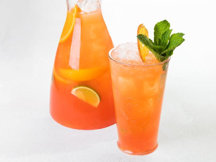 Лимонад Цитрусовый с маракуйей